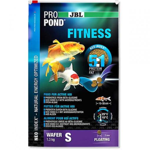 Hrana pesti iaz JBL ProPond Fitness S 1,3 kg