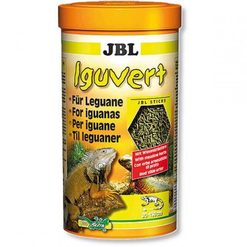 Hrana reptile JBL Iguvert 1 L D/GB