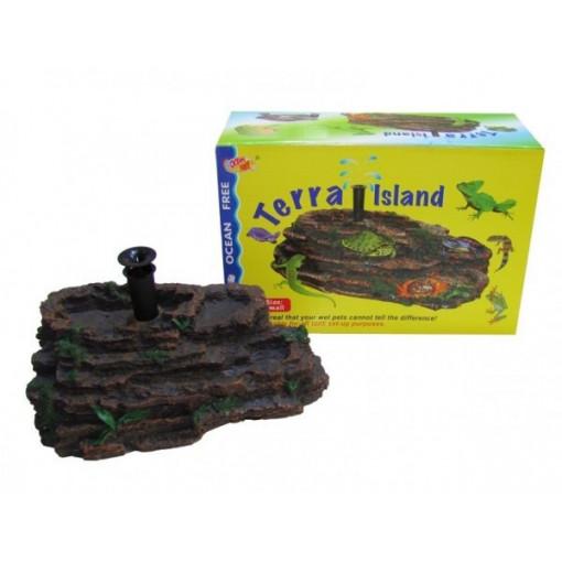 Insula broscute Terra Island ( M )