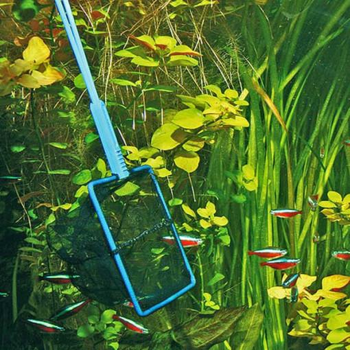 Minciog JBL PREMIUM Fishing Net black/fine 25 cm