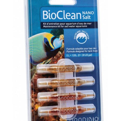 Prodibio Bio Clean Nano apa marina 4 fiole