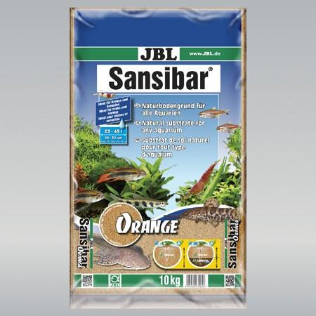 Substrat acvariu JBL Sansibar Orange 10kg