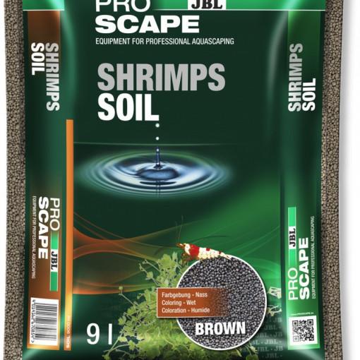 Substrat JBL ProScape ShrimpsSoil BROWN 9l
