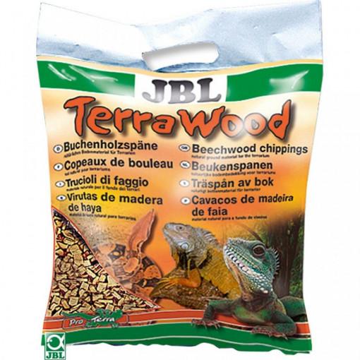 Substrat terariu JBL TerraWood 5 l