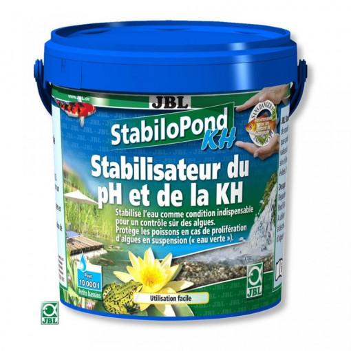 Tratament apa iaz JBL StabiloPond KH 5 kg