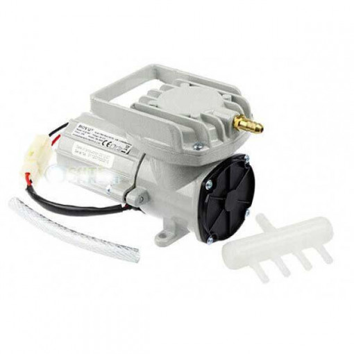 Compresor aer acvariu/iaz BOYU la 12V 120L/min-ACQ-906