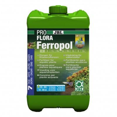 Fertilizant plante acvariu JBL Ferropol 5 l pentru 20.000 l