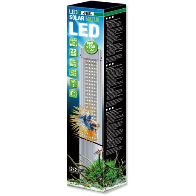 Lampă LED de înaltă performanță pentru acvarii de apă dulce JBL LED SOLAR NATUR 24 W