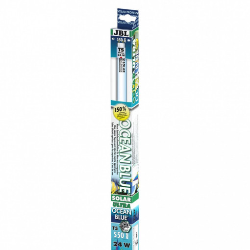 Neon acvariu marin JBL Solar Ocean Blue T5 ULTRA 590 mm - 28 W