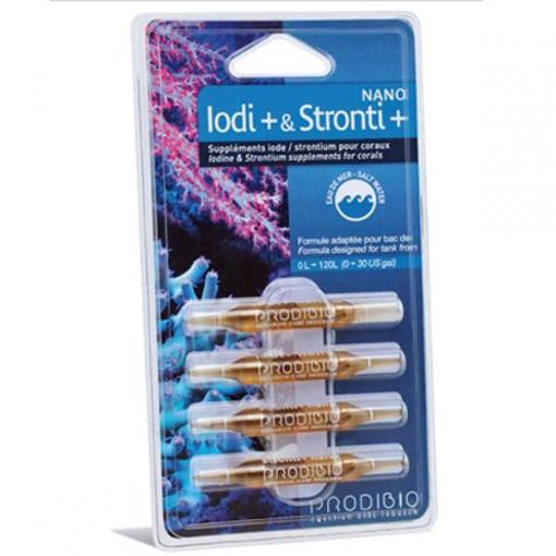 Tratament apa marina Iodi+Stronti Nano/4 fiole - PRODIBIO