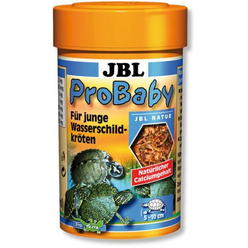 Hrana broaste testoase JBL ProBaby-Turtle food 100 ml D/GB