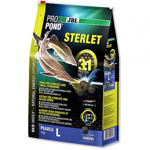 Hrana pesti iaz JBL ProPond Sterlet L 6 kg