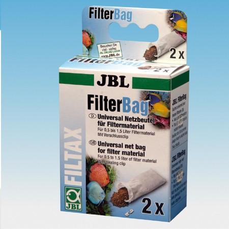 Saculet material filtrant acvariu JBL FilterBag