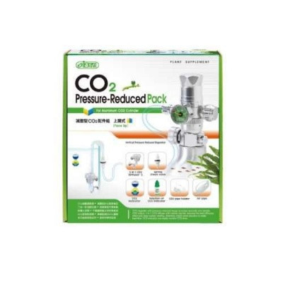 Set CO2 Acvariu Pressure Reduced Pack, I-P709