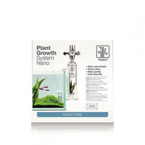 Sistem CO2 Tropica Plant Growth System Nano