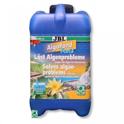 Tratament impotriva algelor JBL AlgoPond Forte 2.5 L