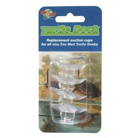 Ventuze/ZOOMED Suction cups 4 pcs Turtle Dock