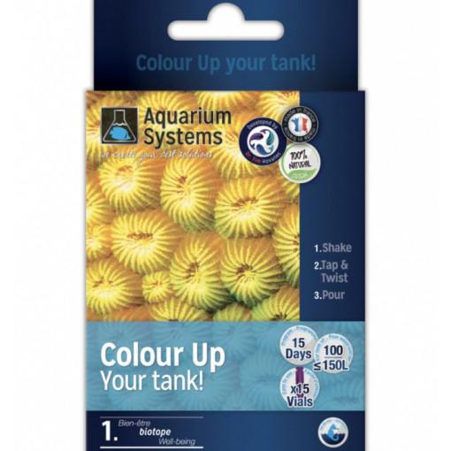 Aquarium Systems - Colour Up Program - Marine