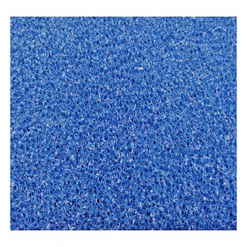 Burete JBL Blue filter foam coarse pore 50x50x10cm