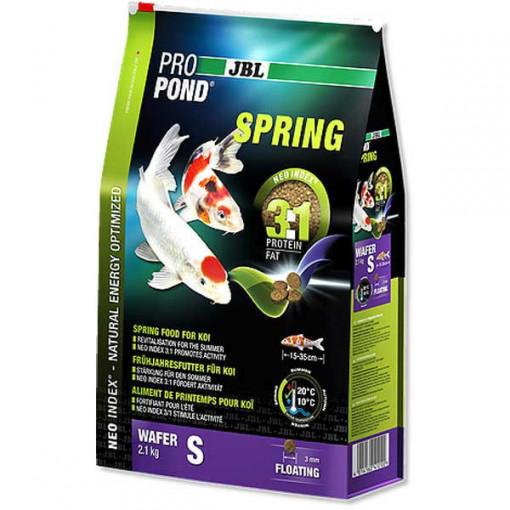 Hrana de primavara pesti koi, JBL ProPond Spring S 2,1kg