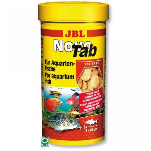 Hrana pesti acvariu JBL NovoTab 250 ml