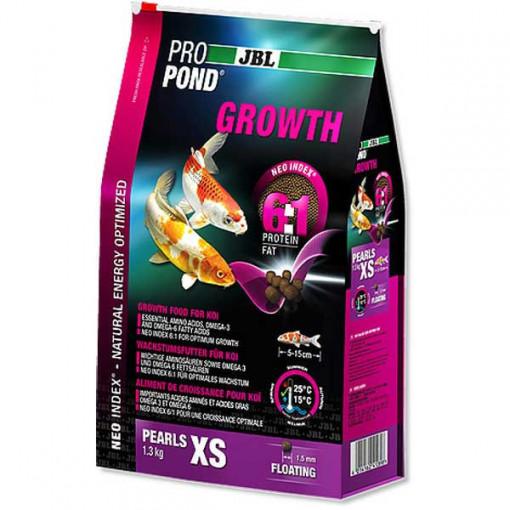 Hrana pesti iaz JBL ProPond Growth XS 1,3 kg