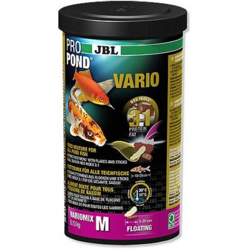 Hrana pesti iaz JBL ProPond Vario M 0,13 kg
