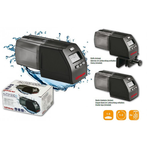 Hranitor automat pesti Deluxe LCD - AUTOFOOD-A6076262