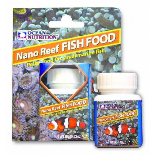 Ocean Nutrition Nano Reef Fish Food 15 g