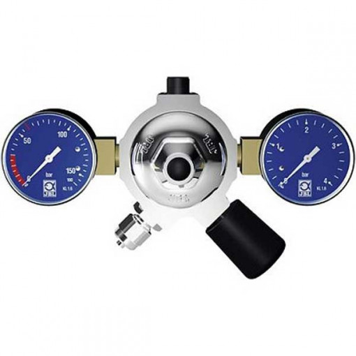 Regulator presiune CO2 acvariu dublu JBL ProFlora u001 2 /regulator de presiune