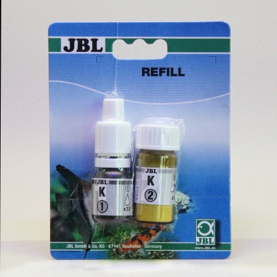 Rezerva test apa JBL Kalium Refill
