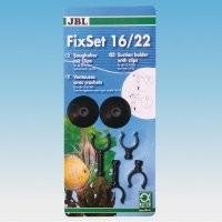 Set ventuze si cleme filtru acvariu JBL FixSet 16/22 CP e1500