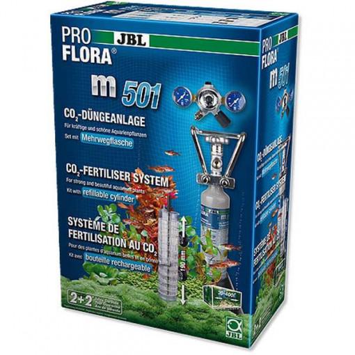 Sistem complet CO2 JBL ProFlora m501/set