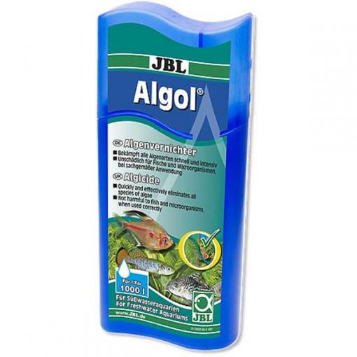 Solutie tratare apa JBL Algol 250 ml pentru 1000 litri