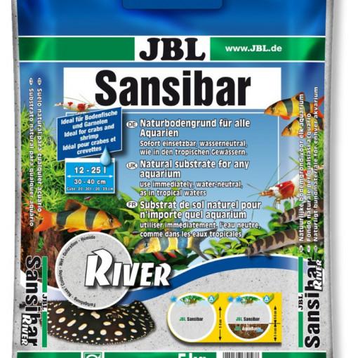 Substrat acvariu JBL Sansibar River 5 kg