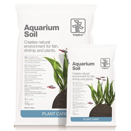 Substrat acvariu Tropica Aquarium Soil - 9 l