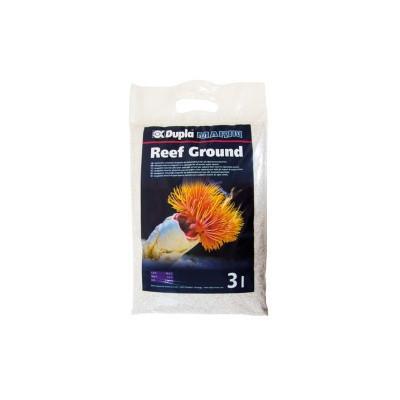 Aragonit acvariu marin Dupla Reef Ground 3L, 2.0 – 3.0 mm