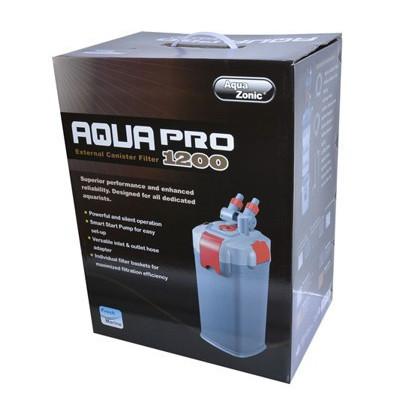 Filtru extern acvariu AQUA PRO 1200+ UV