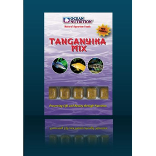 Hrana congelata pentru pesti Tanganyika Mix 100g