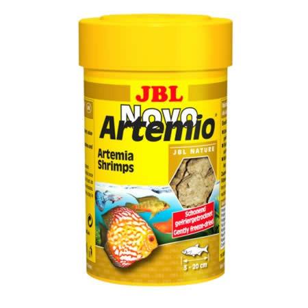 Hrana pesti acvariu JBL NovoArtemio 100 ml