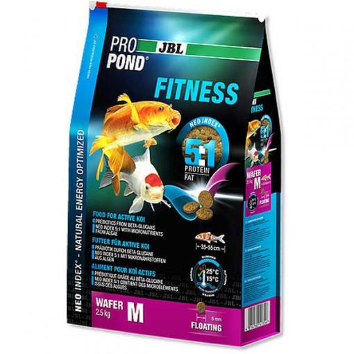 Hrana pesti iaz JBL ProPond Fitness M 2,5 kg