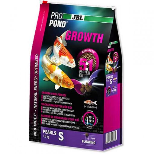 Hrana pesti iaz JBL ProPond Growth S 1,3 kg