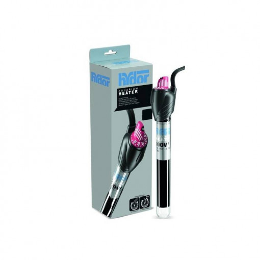 Incalzitor grafit pentru acvariu/Theo 150W Aquarium Heater EU - HYDOR