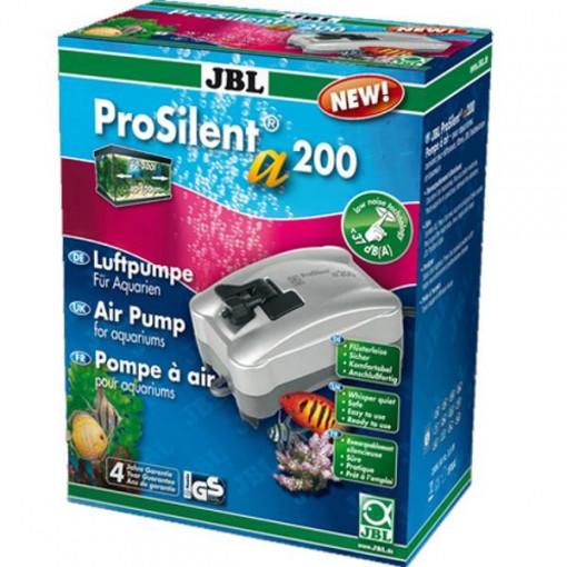 Pompa de aer acvariu JBL ProSilent a200