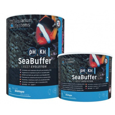 Stabilizare Ph Aquarium System - Sea Buffer 1000g