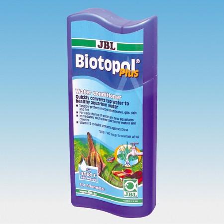 Tratament apa acvariu JBL Biotopol plus 500 ml pentru 4000 l GB