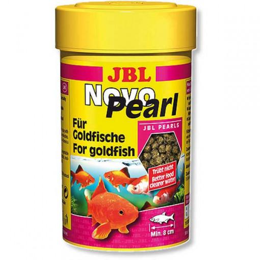 Hrana pentru carasi peleti JBL NovoPearl 250 ml