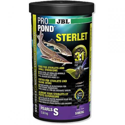 Hrana pesti iaz JBL ProPond Sterlet S 0,5 kg