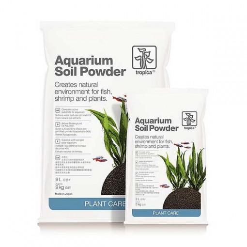 Sol Fertil Aquarium Soil Powder 3L Tropica