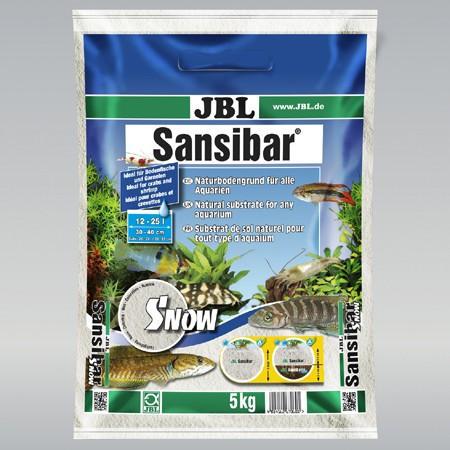 Substrat acvariu JBL Sansibar Snow 5kg
